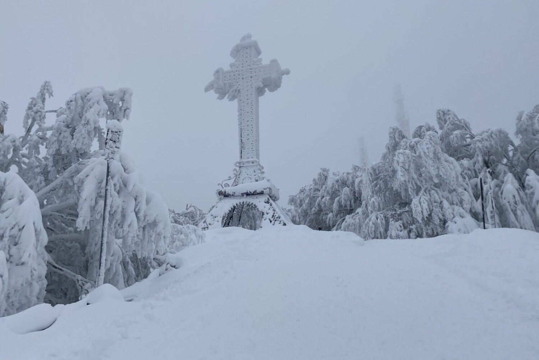 Sciare sul Monte Amiata